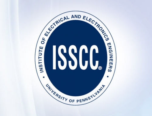Two CoSMIC lab papers accepted to the 2019 ISSCC