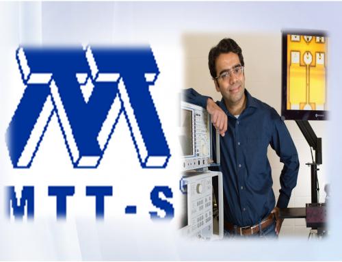 Prof. Krishnaswamy wins the 2019 IEEE MTT-S Outstanding Young Engineer Award